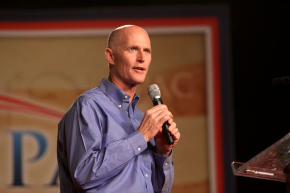 Ask Florida Gov. Rick Scott and he'll tell you, saving money is everything.