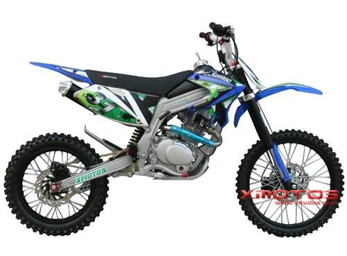 Dirt Bike Xzt250 Product Description Engine 1 Engine Type 250cc