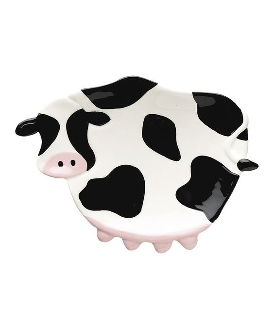 Look at this #zulilyfind! Udderly Cows Spoon Rest by Boston Warehouse #zulilyfinds