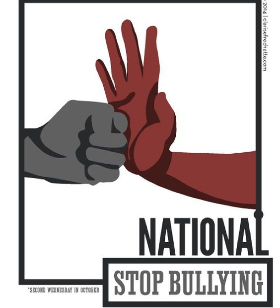 It's #National #StopBullying #Day #Wednesday #GameOfThrones #Face #RealEstate #Birthday #Music #Sports #RondaRousey #PvtNews #Money #Leisure #WorldNews  #BreakingNews #ArondTheNation #KanyeWest #RayJ #KimKardashian  #Trending #Kittens #Jamaica #FollowMe #65 #Massachusetts #SpringField #Stop