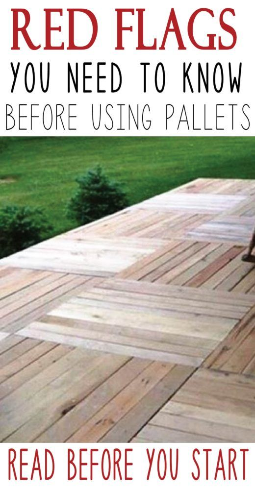 How To Choose The Best Pallet For Crafts Wood Pallet Furniture