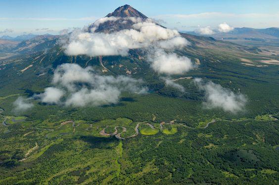 The Kamchatka Peninsula