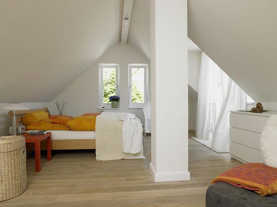 Mehr Platz im Gründerzeithaus Nachher Behördengänge wegen der - schlafzimmer ideen dachschräge