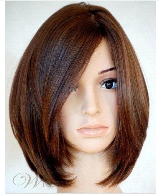 Super Bobs Brown Hair And Products On Pinterest Short Hairstyles Gunalazisus