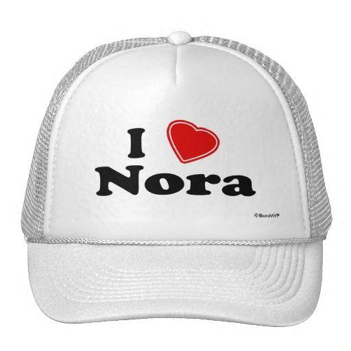 Nora..