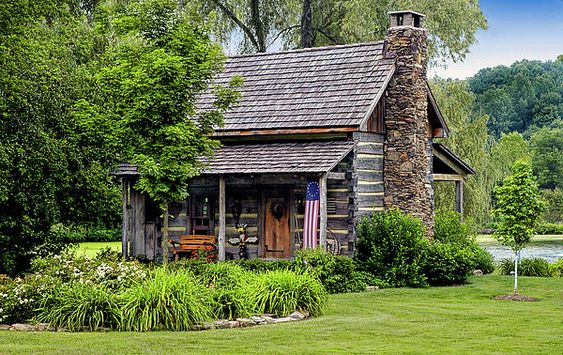 log cabin - Google Search