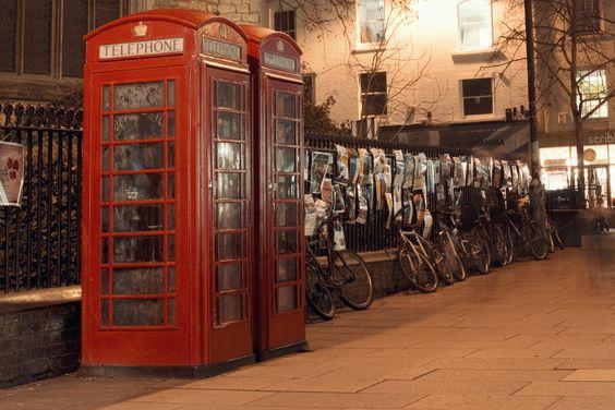 Market Street, Advertising old school style !