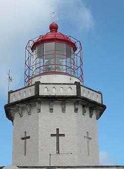 Farol da Ponta do Arnel- Ilha de S. Miguel, Açores