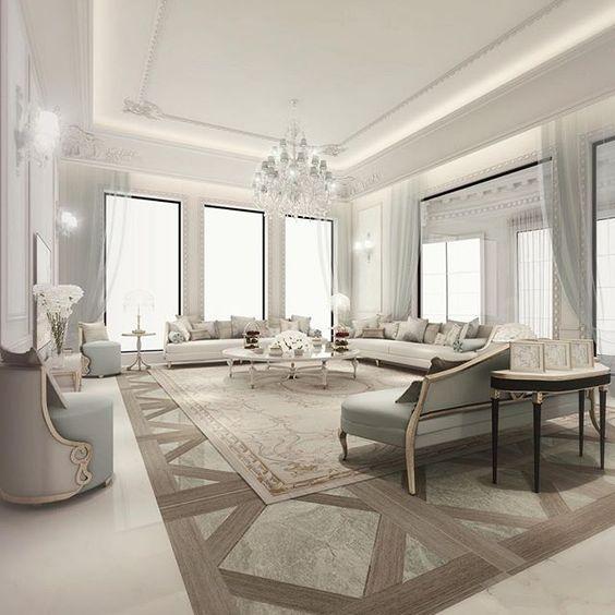 Residential projects abudhabi qatar dubai for Living room ideas dubai
