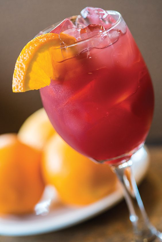 For me, summer is the best time to get together with friends. I enjoy back yard barbecues and late night out on the porch, laughing with friends. My summer drink of choice is Sangria. I love how light and fresh they can be made with the addition of my favorite fruits. However, I often struggle with.