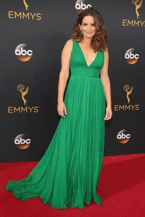 Tine Fey | The Best Looks From The 2016 Emmys