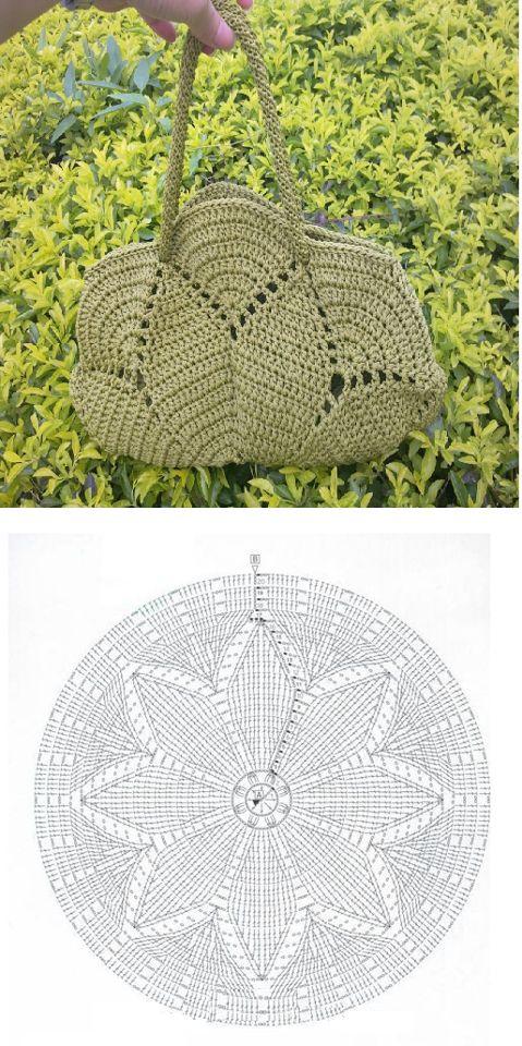 Increíble Patrones De Crochet Tutoriales Gratuitos Viñeta - Ideas de ...