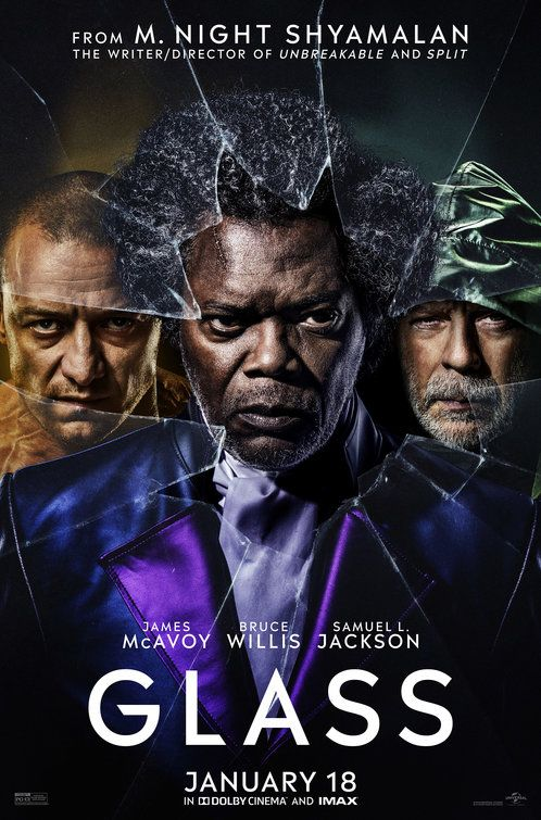 Click To View Extra Large Poster Image For Glass New Movie Posters Full Movies Online Free Free Movies Online