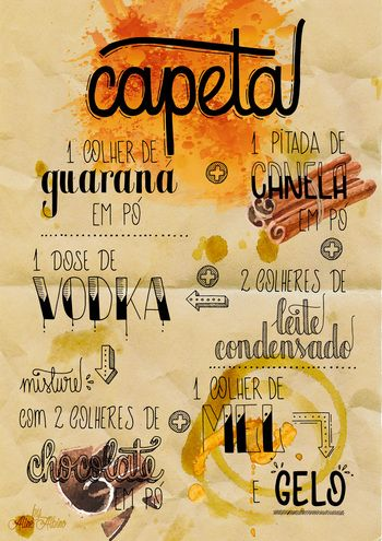 poster - Capeta: