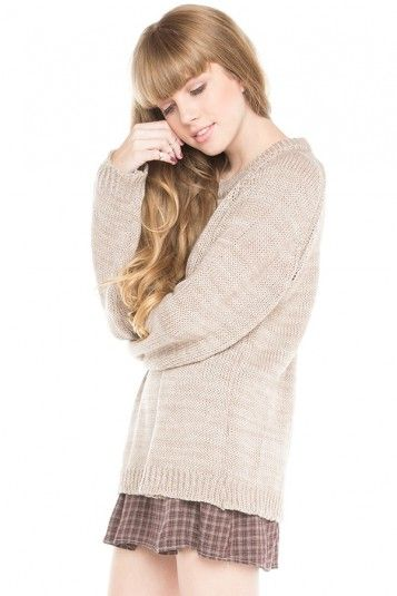Brandy ♥ Melville | Cecilia Knit - Knits - Clothing