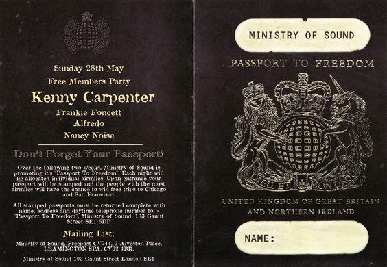Members Party - 1995