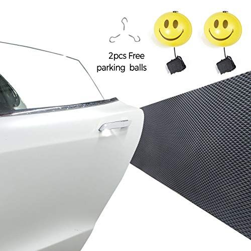 Hqap Waterproof Garage Wall Protector Car Door Protector 2 Pack 1
