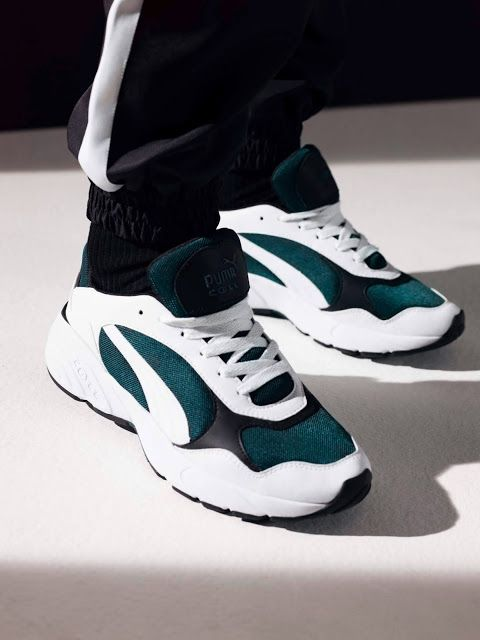 Swag Craze First Look Puma Cell Viper Puma Running Silhouette Running Sneakers