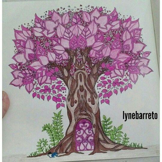 Árvore Rosa