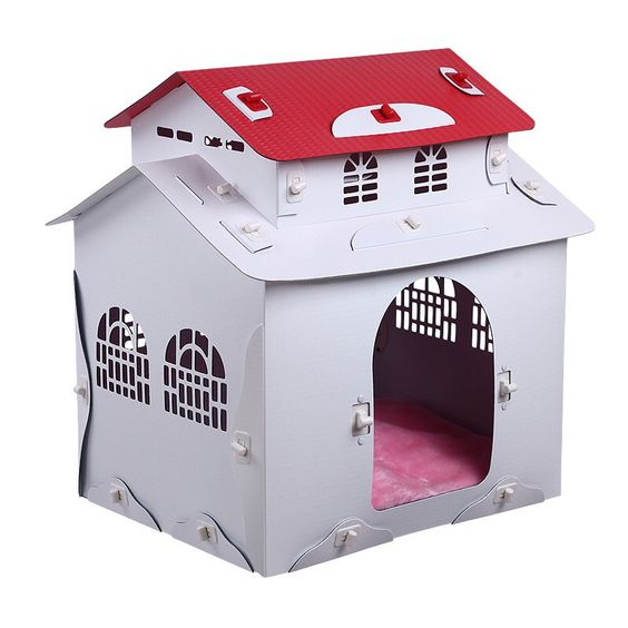 Check out this product on Alibaba.com APP pet products china supplier dog kennel wholesale cheap plastic dog tiny house