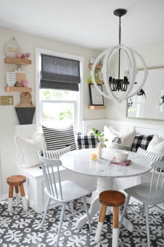 Awesome Cozy Breakfast Nooks