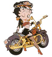 Betty Boop Clip Art | betty boop clipart picture