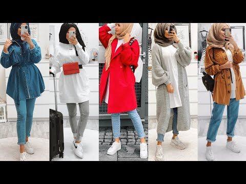 ملابس بنات مراهقات 14 سنة فما فوق خريف و شتاء 2020 2021 موضة بنات خريف 2020 ملابس بنات للمدرسة Youtube Lab Coat Coat Trench Coat