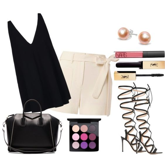 13 by vicinogiovanna on Polyvore featuring moda, STELLA McCARTNEY, Helmut Lang, Gianvito Rossi, Givenchy, Bling Jewelry,…: