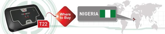 Where to buy Tramigo GPS tracking devices in Nigeria.