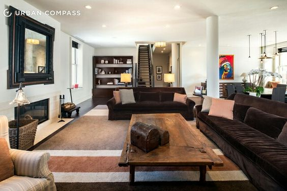 Jon Bon Jovi's penthouse in NYC.