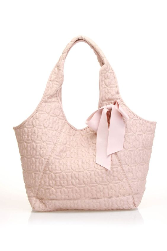 Deux Lux Lovedrops Shopper Tote In Prim.