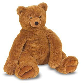 Giant Plush Teddy Bear