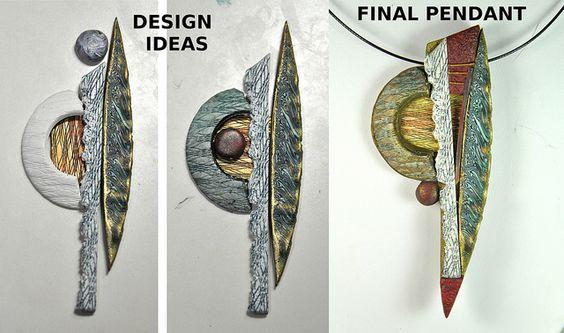 N11-16 Design Ideas and Final Pendant | Flickr – Condivisione di foto!