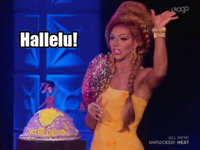 Hallelu Shangela! - RuPaul's Drag Race - Season  2 & Season 3