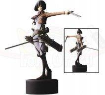 Action Figure Attack on Titan Mikasa - Loja Otaku, mais de 9000 produtos com Desconto !