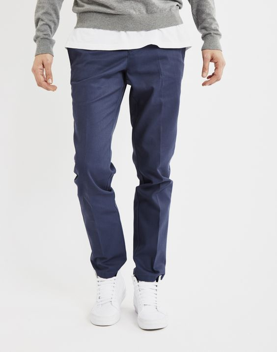 Dickies Original 874 Work Pant Navy | Shop men's chinos, trousers and clothing at The Idle Man