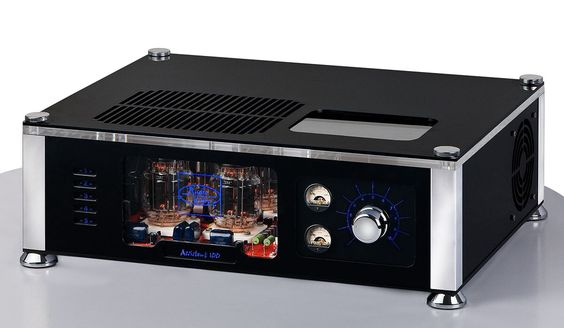 Assistent 100 -Triode Tube Integrated amplifier