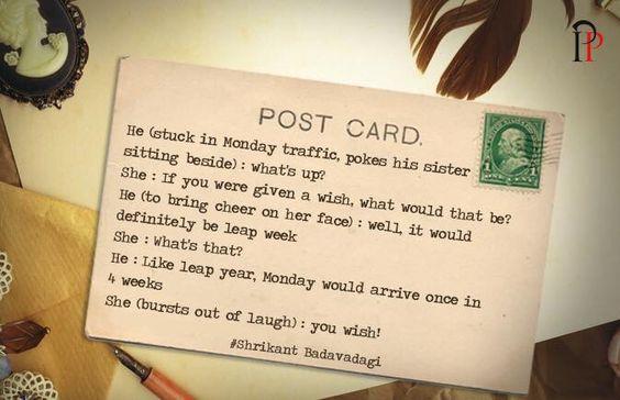 Card porn post