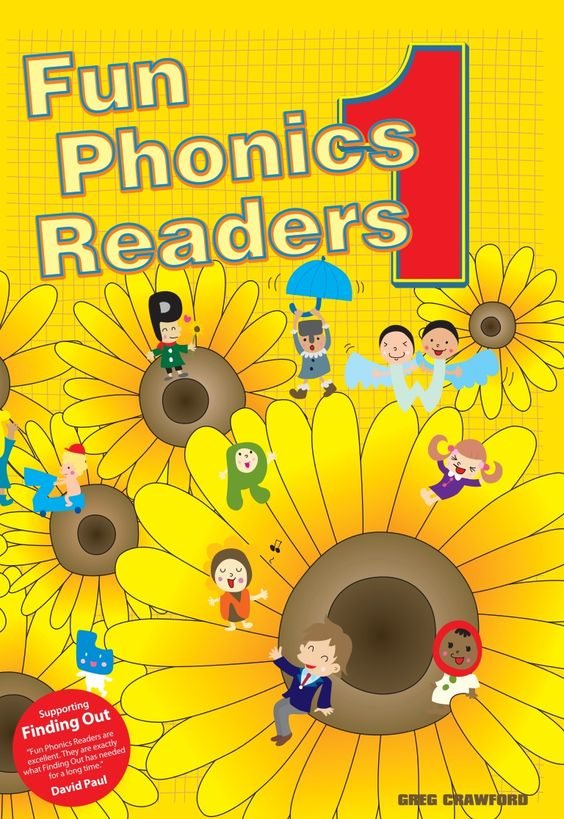 http://www.funphonicsreaders.com Fun Phonics Readers for Finding Out: Book 1 - view the entire book here.