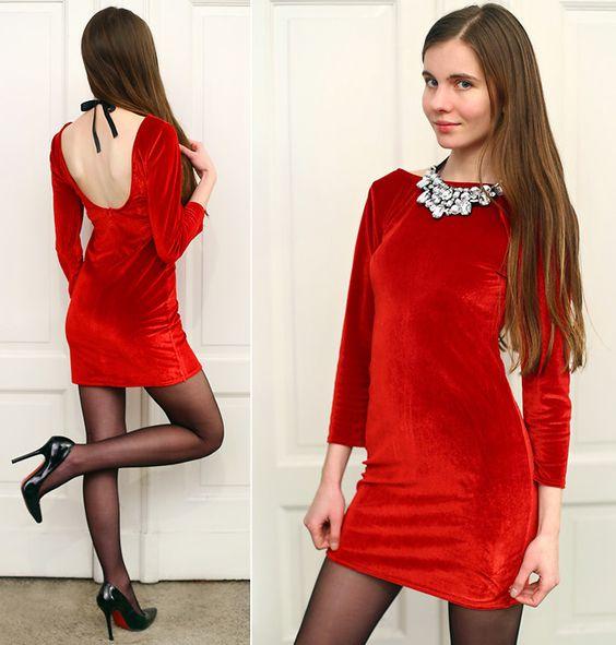 Ariadna M. - Red velvet