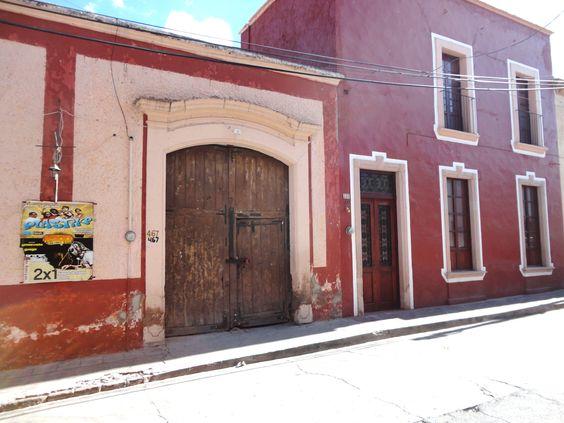 Fachada en Lagos de Moreno Jal. Mex.
