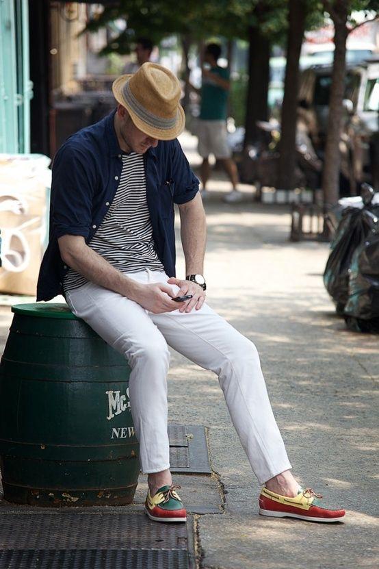 #summer #dockside #hat