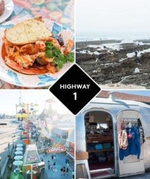 Road Trip! 10 Unbelievably Cool Spots Along Highway 1 | For when I drive the PCH from end to end