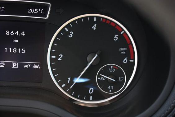 Mercedes-Benz B-Klasse Test: Ich muss die Daimler Niederlassung in Bielefeld loben!