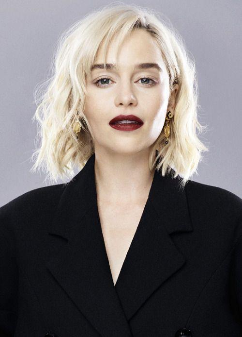 Emilia Clarke dieulois