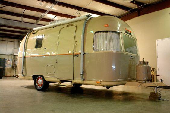 Vintage 1972 20ft airstream argosy travel trailer rv in for Ebay motors car trailers