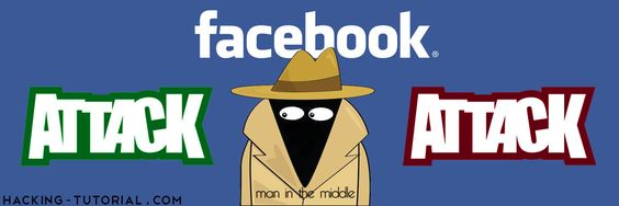 Hacking Facebook Using Man in the Middle Attack   Level : Medium Advanced In this tutorial Hacking Facebook Using Man in the Middle Attack I will demonstrate how to hacking Facebook using MITM(Man in the Middle). This attack usually happen inside a Local Area Network(LAN) in office internet cafe apartment etc. Below is the topology or infrastructure how MITM work and how it can be happen to do hacking a Facebook account. In the picture above the attacker act as the third person attacker will…