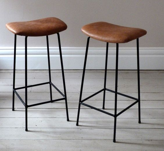 Vintage bar stools ideas stool inspiration cool for Cool stool designs