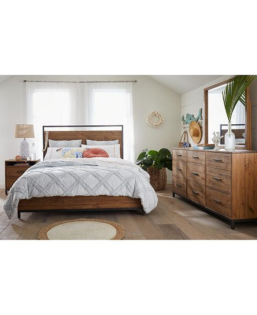 Furniture Gatlin Storage Platform Bedroom Furniture Collection Created For Macy S Reviews Furniture Macy S Bedroom Collections Furniture Bedroom Furniture Makeover Diy Furniture Bedroom
