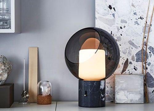 Lampe de table Evedal Ikea | Lampe de chevet design, Lampes